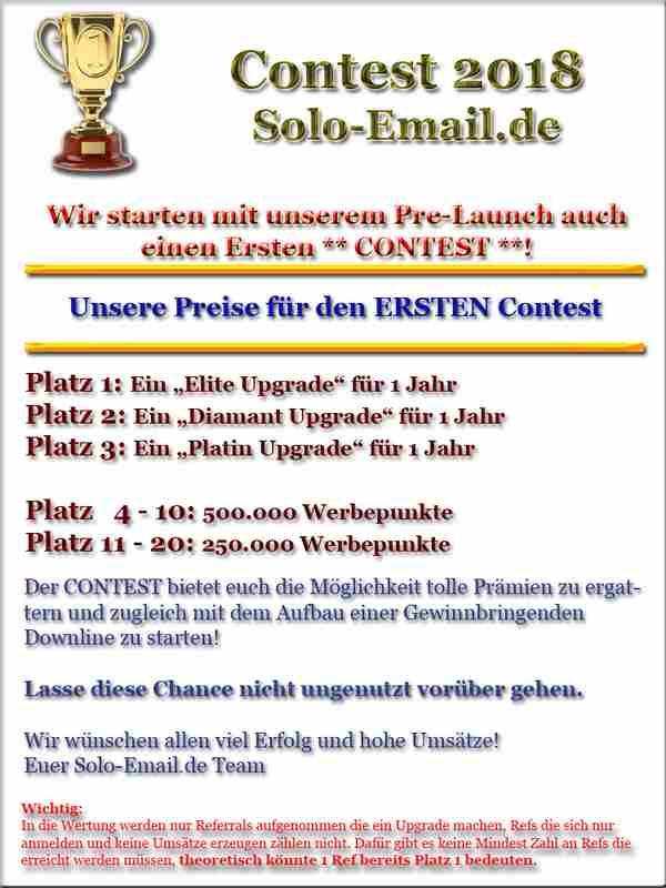 Solo-Email.de Contest